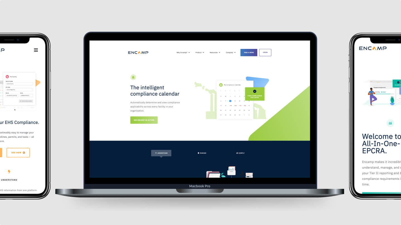 Environmental Compliance App Website
